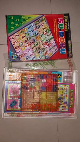 Sudoku and indoor game set