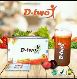 D-TWO obat diet herbal