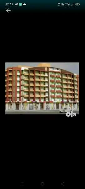 1BHK FLAT WITH ROAD FACING