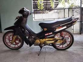 Motor bekas Suzuki shogun