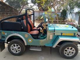 Mahindra jeep DI ENGINE