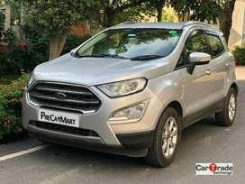 Ford Ecosport EcoSport Titanium 1.5 Ti-VCT AT, 2018, Petrol