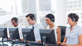 Urgent staff required for call centre
