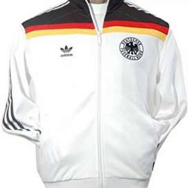Tracktop Adidas Germany thrift