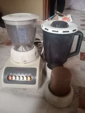 Juicers machine complete samaan