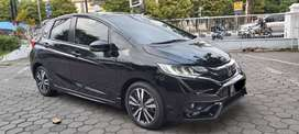 JAZZ RS Facelift CVT MATIC THN 2018 AD tgn km 10 rb
