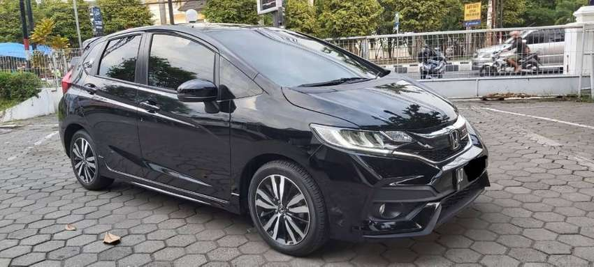 JAZZ RS Facelift CVT MATIC THN 2018 AD tgn km 10 rb 0