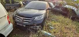 Honda Crv RM3 2WD 2,4 Matic 2012 (harga lelang)