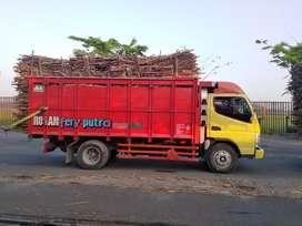 Disewakan truck/truk muatan plus supir