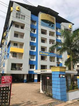 3BHK flat in manipal For 45 lakhs with carparking