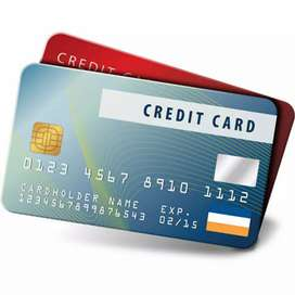 Urgent need for credit card company for male and female candidate