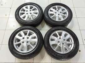 Free Ongkir Velg Copotan Mobil NEW BRIO + BAN 175 65 R14