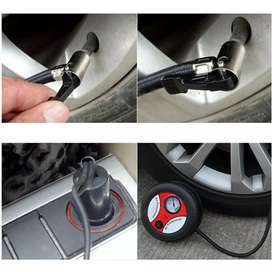 Air pump for cars and bikes use