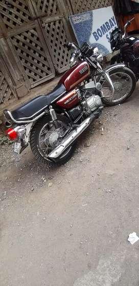Yamaha bike in good condition
