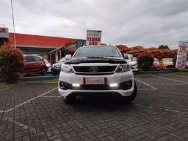 Toyota Fortuner TRD Th 2014 bs tt pajero innova
