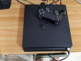 PS4 Slim 500gb For Sell Excellent Condition