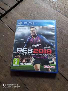 KASET BD PS4 PES 2019