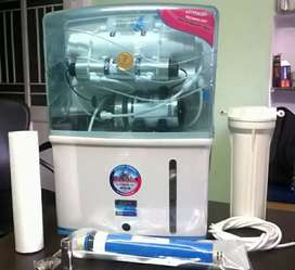 Automatic waterpurifier ro chimney available