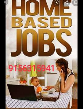 Job at home based internet based job