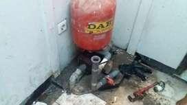 Jasa sumur bor/servis pompa air murah / sedot wc murah