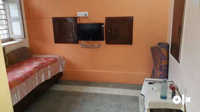 2Bhk Gr,Flr Furnished House For Rent ,Back side Of Pune University 0