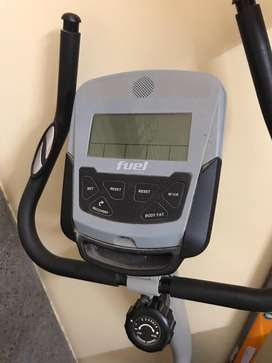Gym cycle equipment