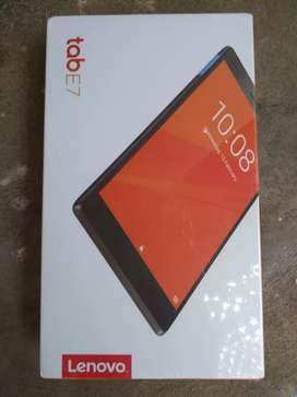 New Lenovo tablet for sale-packing not opened
