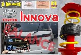 Atasi keluhan LIMBUNG / GRUDUK2 mobil dg pasang BALANCE Damper