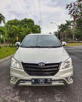 INNOVA G DIESEL 2014 MANUAL ISTIMEWA ORIGINAL