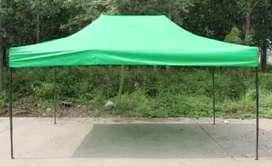 Tenda lipat 3×6 ready stok COD/via trucking