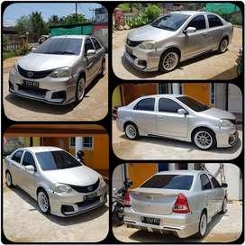 FOR SALE !!! TOYOTA ETIOS LIVA Th.2013 NO.PR
