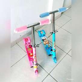Scooter Otoped Besi Karakter Anak