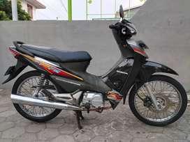 Honda Supra Fit 2006, AB Kota, Pajak Baru,Istimewa
