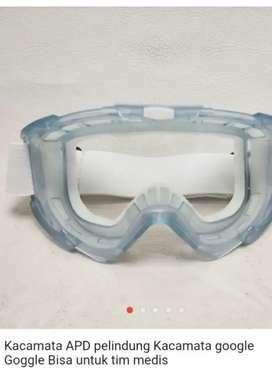 Kacamata APD Google