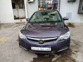 Honda Civic 2007 CNG & Hybrids Well Maintained