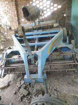 Bhusa machine vishvakarma 741