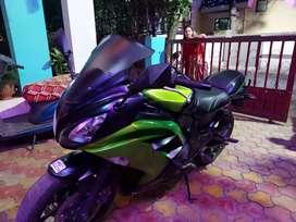Kawasaki Ninja 650 R