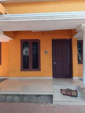 2 BHK independent house for rent Edappally ,Unichira thaikkavu road