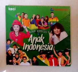 CD ALBUM KOMPILASI ANAK INDONESIA, ORIGINAL. KONDISI SEGEL