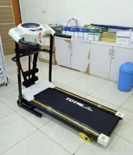 Treadmill TL629 Elektrik 3 Fungsi Total Fitnes
