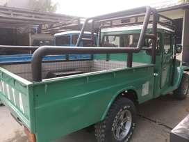 Toyota land cruiser hardtop diesel pickup 4x4 MT