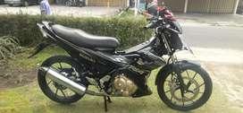 Suzuki satria fu 2014