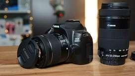 500 per day Canon EOS 200D