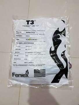 Feniex T3 blue/biru Brand New