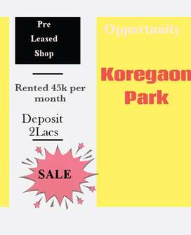 Investment Opportunity pre Leased Shop