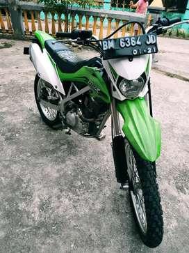 Kawasaki KLX super original