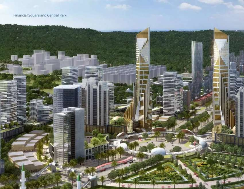 1 kanal plot file for sale in capital smart city Islamabad 0