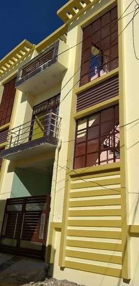 3 BHK Good looking House near Vrinda garden Bajarawala
