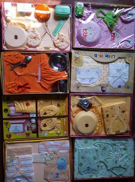 Infants packed dress
