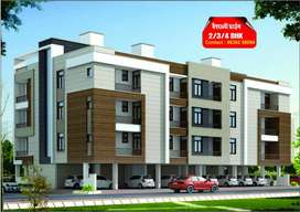 2 BHK SUPER LUXURY Flat For Sale JDA Approved